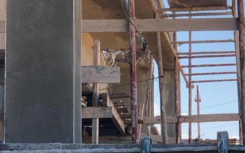 שדרות: שרידי רקטה אותרו בדירה בבניה