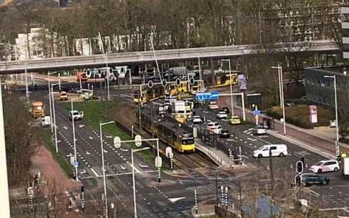 הולנד: מספר פצועים באירוע ירי בעיר אוטרכט
