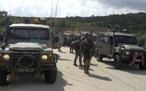 תנועה ערה של כוחות הביטחון וקולות נפץ יישמעו באזור ראש הנקרה ונהריה – מדובר בתרגיל