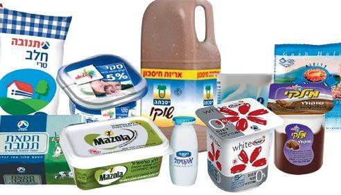 """בג""""ץ הכריע: מחירי מוצרי החלב שבפיקוח יעלו ב-3.4%"""