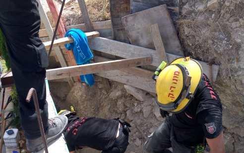 ילד בן 5 מרמלה נפל לבור ונהרג