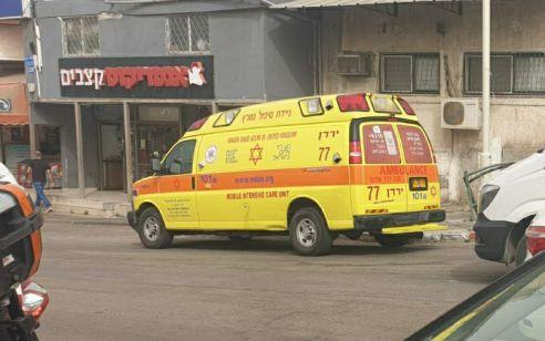 טבריה: אדם נפל מגובה ונהרג