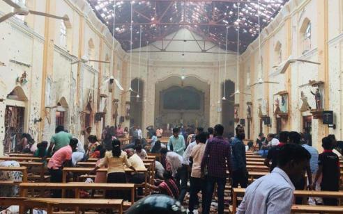 סרי לנקה: לפחות 207 הרוגים ו450 פצועים בסדרת הפיגועים – שגריר ישראל בהודו הודיע רשמית שאין ישראלים שנפגעו