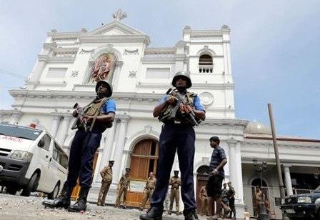 """בעקבות גל הפיגועים בסרי לנקה: המטה ללוחמה בטרור פרסם אזהרת מסע ברמה 2 – """"איום קונקרטי גבוה"""""""