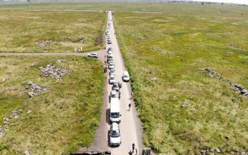 עומסי תנועה רבים בכבישי ישראל: הרשימה המלאה