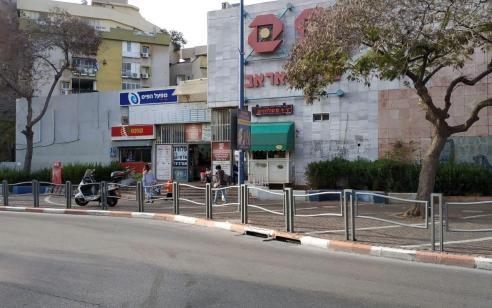 חולון: ילד בן 10 נפל מקומה 2 במרכז מסחרי – מצבו בינוני