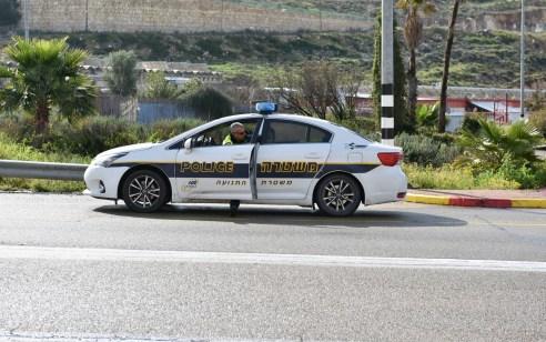 1,125 דוחות תנועה נרשמו במהלך השבוע האחרון בכבישי יהודה ושומרון