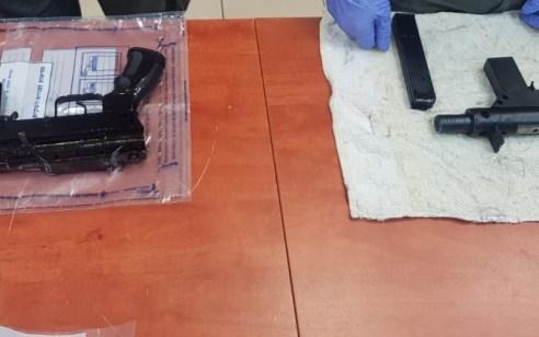נעצר תושב איבטין בחשד להחזקה של כלי נשק לא חוקיים