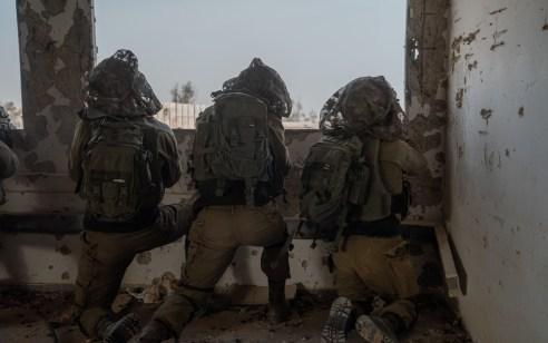 מהבוקר ועד יום רביעי: תרגיל צבאי יערך באזור יהודה ושומרון