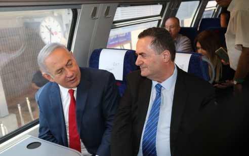 """ראש הממשלה נתניהו החליט למנות את השר ישראל כ""""ץ לתפקיד שר החוץ"""