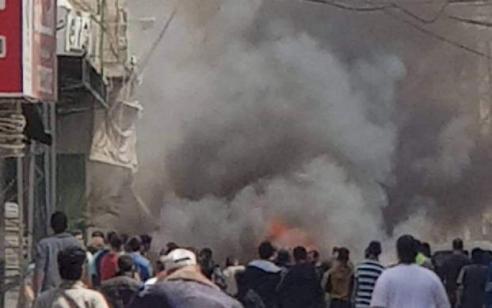 """כלי טיס של צה""""ל תקף בפעם השלישית פעיל טרור בדרום רצועת עזה"""