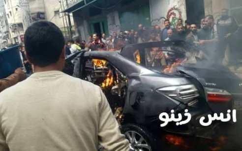 סיכול ממוקד בלב עזה: חיל האוויר הפציץ רכב בלב עזה – מפקד שטח של חמאס נהרג וארבעה נפצעו