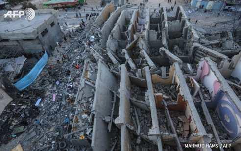 """21 מחבלים נהרגו עד כה: צה""""ל תקף את מתחם מנגנון ביטחון הפנים של חמאס בשכונת רימאל – העברת הדלקים לרצועה הופסקה"""