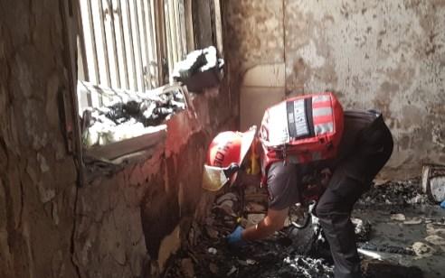 חקירת השריפה בצפת שבה נהרג אלעד פריזאט: השריפה נגרמה ממשחקי ילדים באש