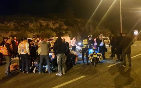 נעצר בדירת מסתור חשוד נוסף בתאונת פגע וברח שבו נפצע אנוש ילד בן 11 בירושלים