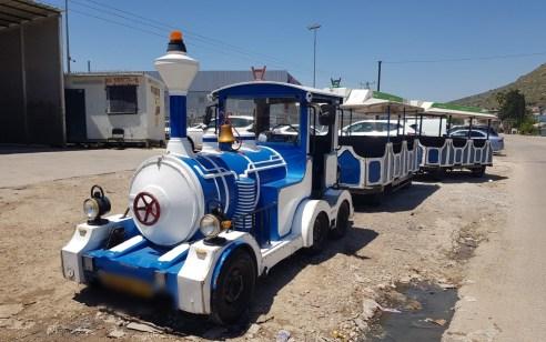 מג'ד אל כרום: נעצר נהג שהסיע עשרות ילדים ברכבת שעשועים בכביש ראשי תמורת תשלום