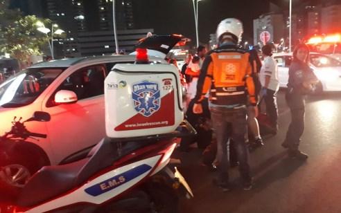 הולכת רגל כבת 35 נפגעה מרכב באשדוד – מצבה בינוני