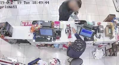 """תיעוד: נעצרו שני חשודים בגניבת רכוש וכרטיסי אשראי מחולים המאושפזים בבתי חולים וביצוע רכישות באלפי ש""""ח"""