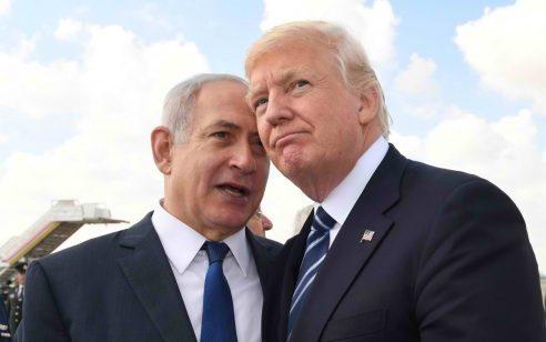 """נשיא ארה""""ב, דולנד טראמפ, על פיזור הכנסת: """"חבל שנתניהו לא הצליח להרכיב קואליציה. הוא אדם מצוין"""""""