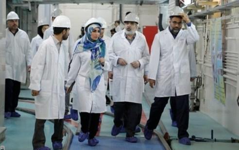 איראן: נתחיל להעשיר אורניום מעבר למה שהותר לנו בהסכם הגרעין – תוך 10 ימים