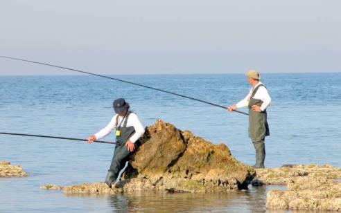 שוב מרחב הדייג יוגדל ל-15 מיילים
