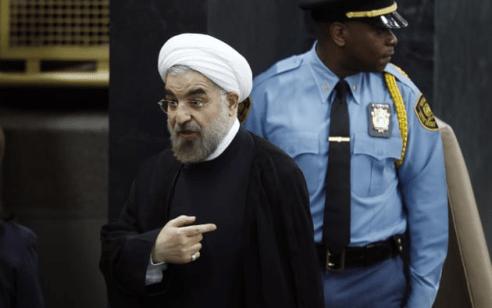 """נשיא איראן רוחאני: """"הסנקציות נגדנו יכשלו, וושינגטון נואשת"""""""