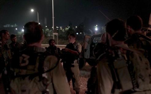 הלילה נעצרו תשעה מבוקשים פעילי טרור