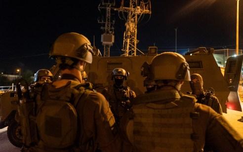 נעצר מחבל עם סכין שניסה לחדור לשטח ישראל בצפון רצועת עזה