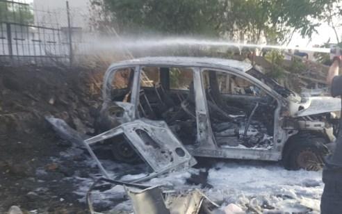 ילדה בת 4 נשרפה למוות בכפר ג'יב סמוך לירושלים
