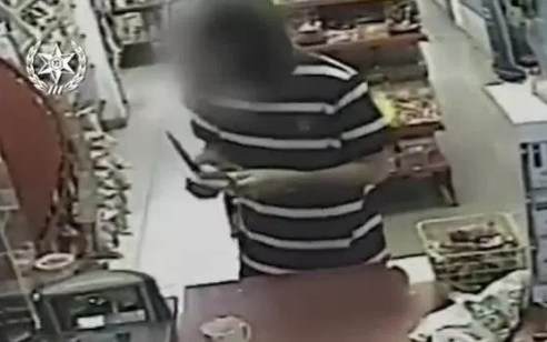 רעול פנים שדד קופאית בסניף דואר במגדל העמק ונמלט – המשטרה פתחה בסריקות