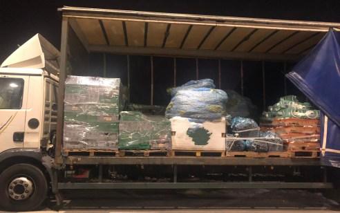 סלט ירקות מוברח? ממש לא מומלץ!  משרד החקלאות: מנענו ניסיון נוסף לשיווק של כ-5 טון ירקות מוברחים שעלולים לסכן את בריאותנו