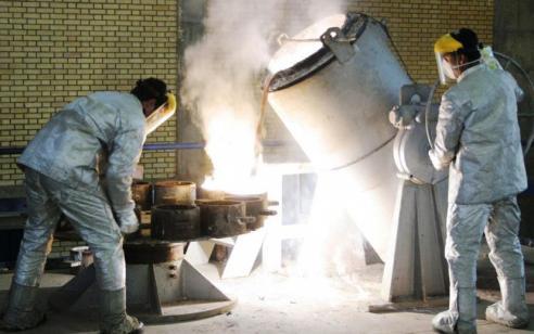 """איראן מזהירה: """"נאיץ את העשרת האורניום לרמה של 20%"""""""