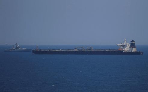 איראן ניסתה ללכוד מכלית נפט בריטית במפרץ הפרסי – ונכשלה