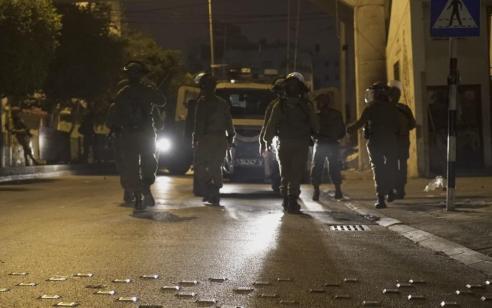 הלילה נעצרו 19 מבוקשים פעילי טרור