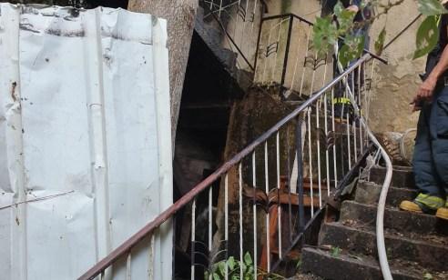 צוותי כיבוי פעלו בשריפת דירה בנצרת – אין נפגעים