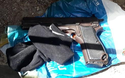נעצר חשוד בהחזקת נשק לא חוקי בג'אסר א זרקא