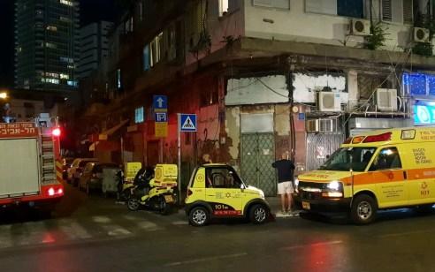 """גבר כבן 40 אותר ללא רוח חיים בדירה בתל אביב – ככה""""נ מדובר בהתאבדות"""