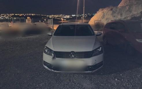 """מעצר בית מלא ופסילת רישיון נהיגה עד תום ההליכים לנהג שנתפס נוהג במהירות של 205 קמ""""ש בכביש 1 לכיוון ים המלח"""