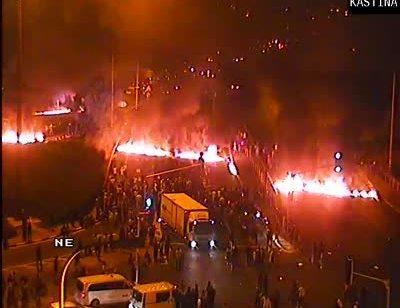 תיעוד ממצלמות נתיבי ישראל:  הפקקים בכבישי הארץ במהלך ההפגנות אתמול