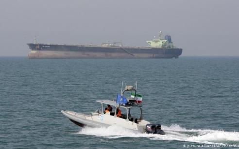 דיווח באיראן: משמרות המהפכה עצרו מכלית נוספת במפרץ הפרסי
