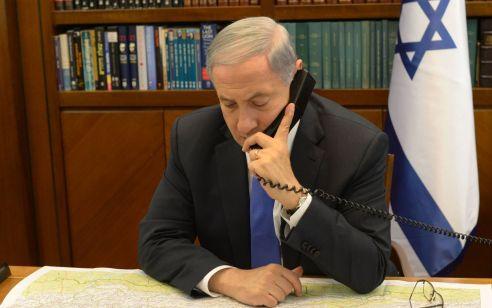 """נתניהו שוחח בטלפון עם ראש ממשלת בריטניה הנכנס בוריס ג'ונסון: """"חשוב לנקוט עמדה תקיפה נגד איראן"""""""