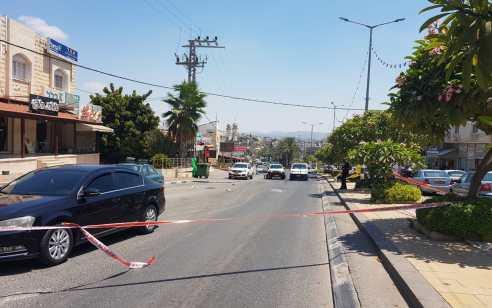 גבר כבן 58 נפגע מרכב בבאקה אל גרביה – מצבו קשה