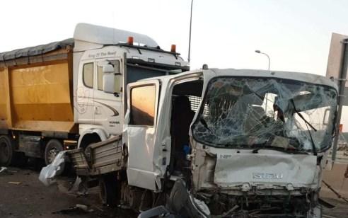 התאונה הקטלנית בכביש 31: נהג המשאית נעצר בחשד לגרימת מוות ברשלנות