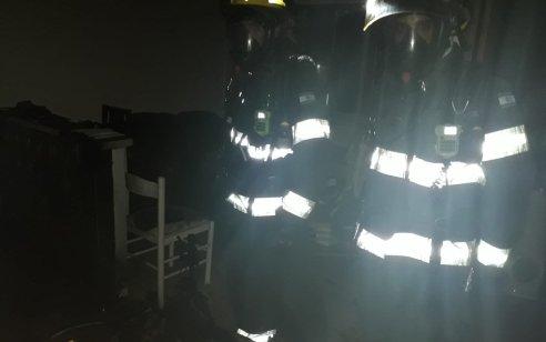 צוותי כיבוי פעלו בשריפת בית באשדוד – אין נפגעים