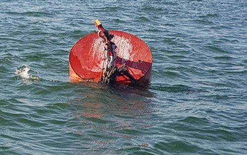שתי נערות נפצעו קשה וקל כתוצאה מהתנגשות במצוף ימי בכנרת