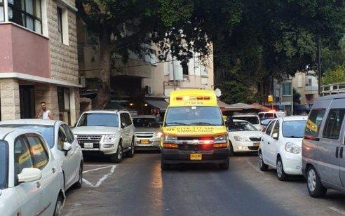 חיפה: צעיר בן 20 נדקר ונפצע קשה – המשטרה פתחה בסריקות אחרי החשוד