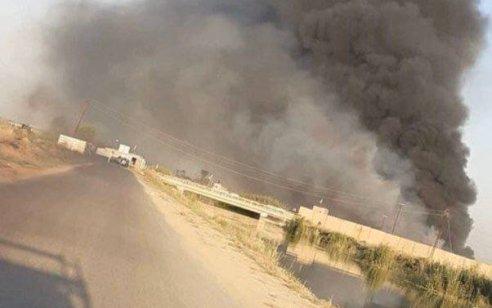 """שוב תקיפה בעירק: בסיס צבאי בעירק המזוהה עם המשטר האיראני הותקף ממל""""טים – מספר הרוגים ופצועים"""