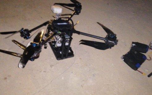 """חיזבאללה: שני מל""""טים ישראליים נפלו בדרום ביירות"""