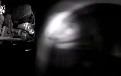 """פריצה לבית באישון לילה: כך נראה מעצר המחבלים בגוש עציון ממצלמות הקסדה של לחומי הימ""""מ"""