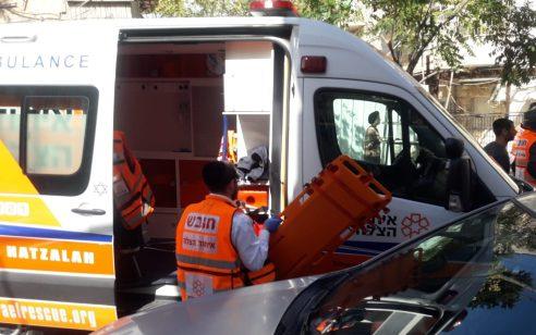 פועל כבן 64 נהרג כתוצאה מנפילה מגובה במתחם שנלר בירושלים